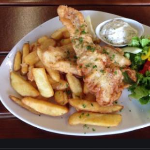 Get Fish, Shrimp & Chips for $16